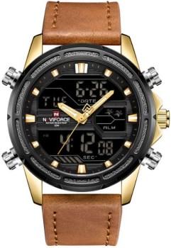 ساعت مچی نیوی فورس مردانه مدل NF9138L GBLBN