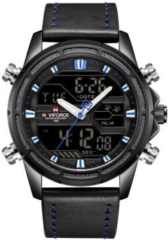 ساعت مچی نیوی فورس مردانه مدل NF9138L BBEBE