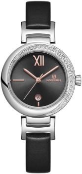 ساعت مچی نیوی فورس زنانه مدل NF5007 SBB