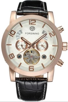 ساعت مچی فورسنینگ مردانه مدل FSG165M3G1