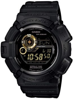 ساعت مچی کاسیو مردانه مدل G-9300GB-1D