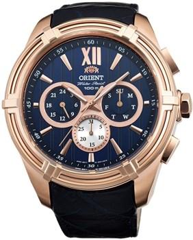 ساعت مچی اورینت مردانه مدل FUZ01006D0