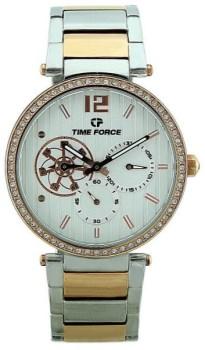 ساعت مچی تایم فورس زنانه مدل TFA7001LARS02M