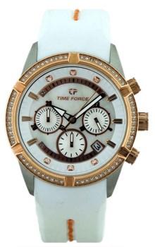 ساعت مچی تایم فورس زنانه مدل TFA7002LARS02