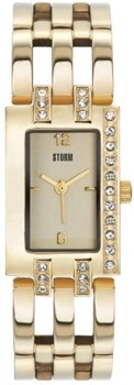 ساعت مچی استورم زنانه مدل 4627-GD