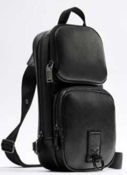 کیف کمری زارا مردانه مدل 3502-520-BLACK