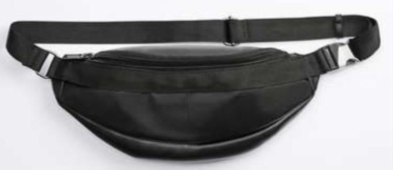 کیف کمری زارا مردانه مدل 3503-520-BLACK