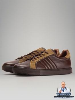 کفش مردانه پاندورا مردانه مدل M2516-BR