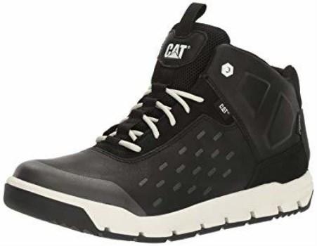 کفش مردانه کاترپیلار مردانه مدل PARCHED-BLACK