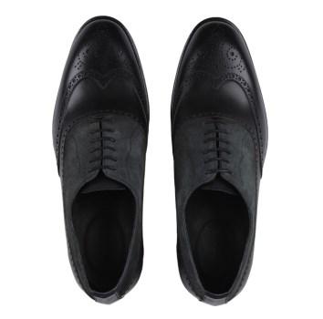 کفش رسمی درسا مردانه مدل 18404