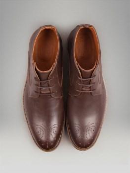 کفش بوت پاندورا مردانه مدل M1380-BR