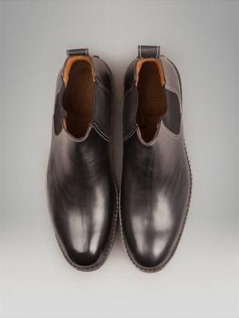 کفش بوت پاندورا مردانه مدل M1381-BL