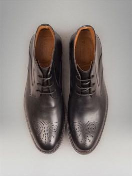 کفش بوت پاندورا مردانه مدل M1380-BL