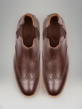 کفش بوت پاندورا مردانه مدل M1333-BR