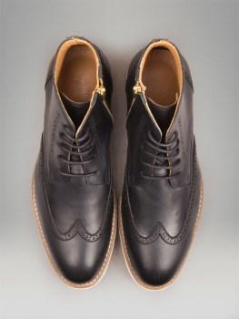 کفش بوت پاندورا مردانه مدل M1332-BL