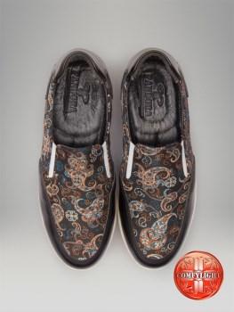 کفش زنانه پاندورا زنانه مدل W1433-BL